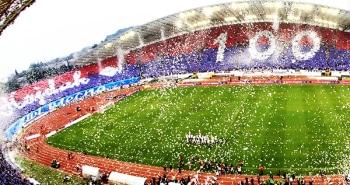 13 février 2011 – Les 100 ans d'Hajduk
