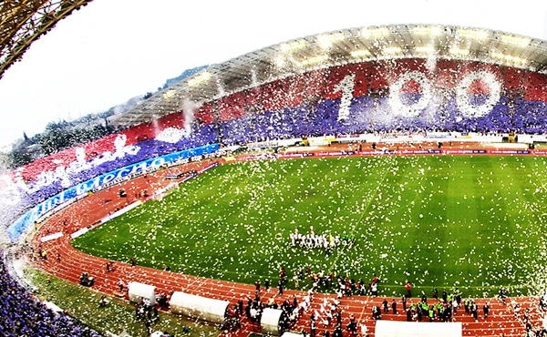 Les 100 ans d'Hajduk Split