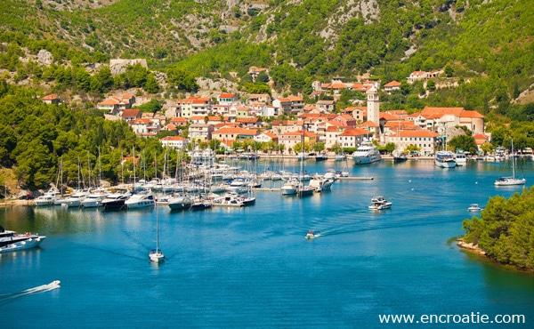 Carte Croatie Lieux Dinteret.Guide Touristique Croatie Tourisme Et Voyage Cartes Destinations