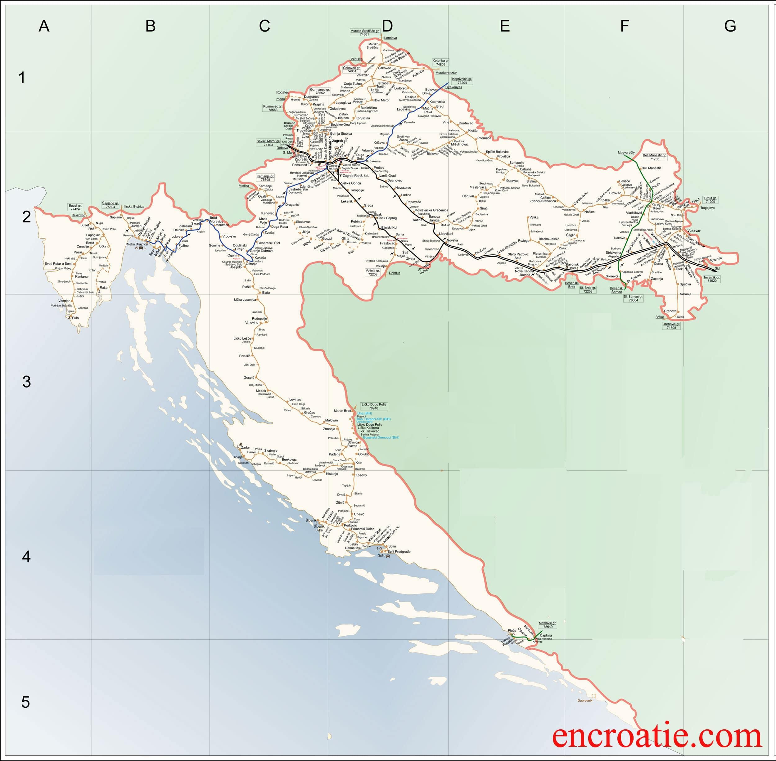 chemins-fer-croates-carte