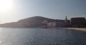 Colline Marjan à Split
