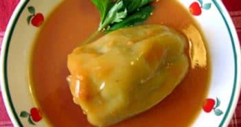 Poivrons farcis – Punjene paprike