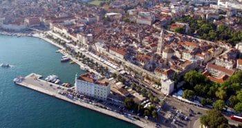 La Dalmatie centrale