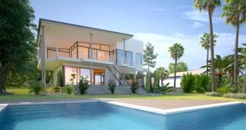 Villa en Croatie
