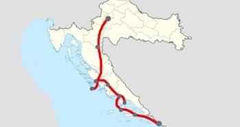Itinéraire 14 j. Zagreb-Dubrovnik
