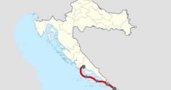 Itinéraire 7 j. Split-Dubrovnik