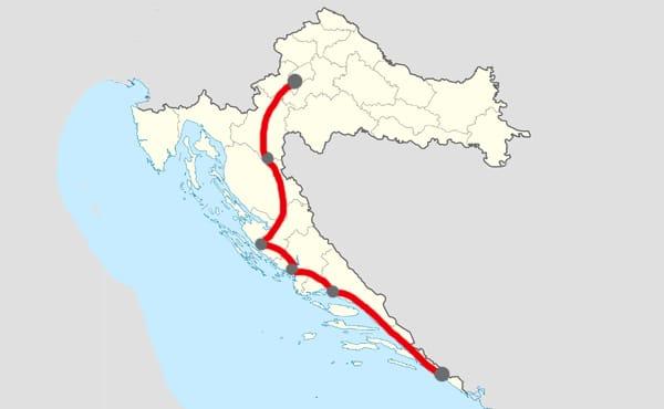 Itinéraires et sejours en Croatie