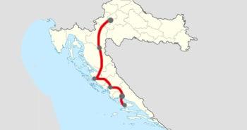 Itinéraire 7 j. Zagreb-Split