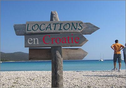 Location vacances Croatie