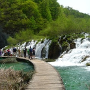 les lacs de plitvice parc national en croatie guide touristique hotel appartement. Black Bedroom Furniture Sets. Home Design Ideas