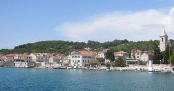 Archipel de Šibenik – L'ile de Prvić