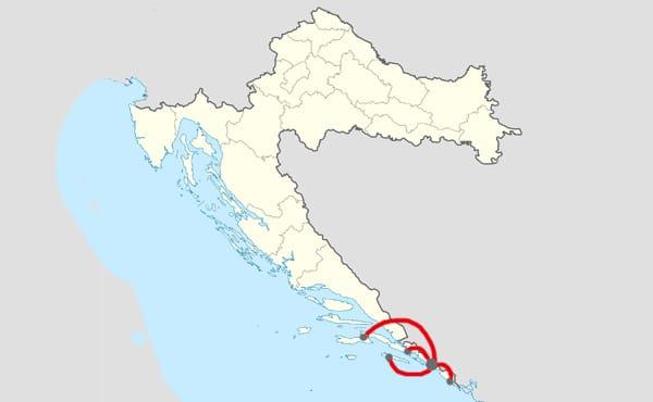 Sejour a Dubrovnik
