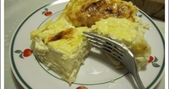 Štrukli au fromage – Štrukli sa sirom