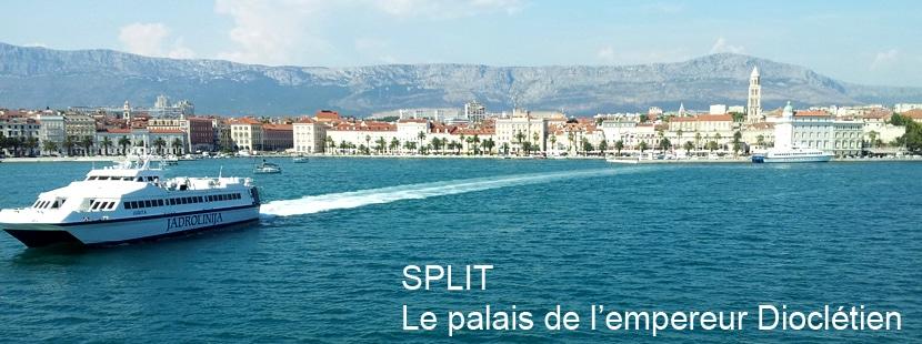 split-en-croatie