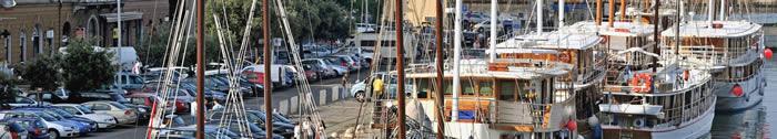 Croisieres port Rijeka Croatie