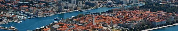 Croisieres port Zadar Croatie